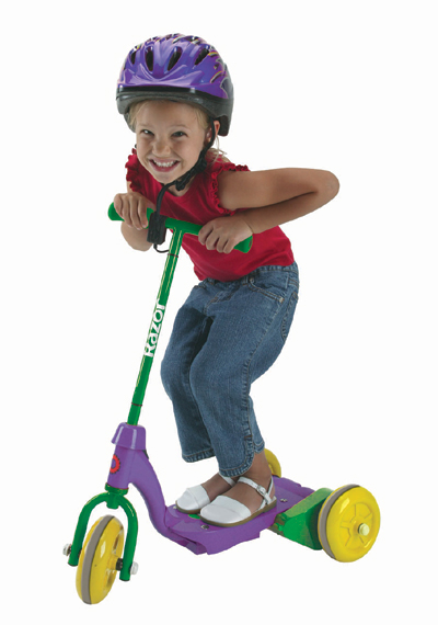 The Scooter Trend Means More Kids Visit the ER With Serious Injuries