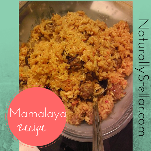 Naturally Stellar | Mamalaya Recipe