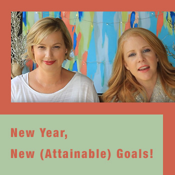 How-To Make Realistic Resolutions  + #SheSpeaksTV Giveaway!