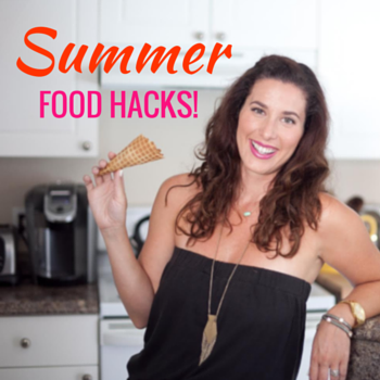 Enter The #SheSpeaksTV Summer Food Tricks Giveaway!