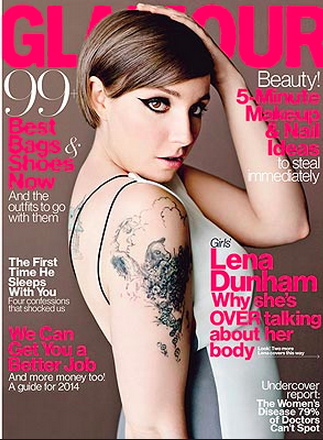 Lena Dunham Reveals She May Retire From Acting After