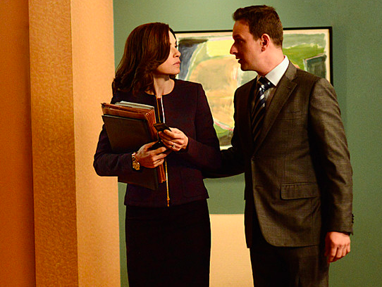 The Good Wife's Surprise Plot Twist