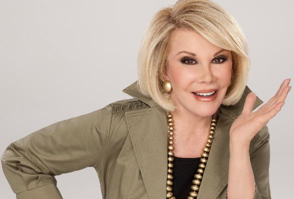 Comic Legend Joan Rivers Dies at Age 81