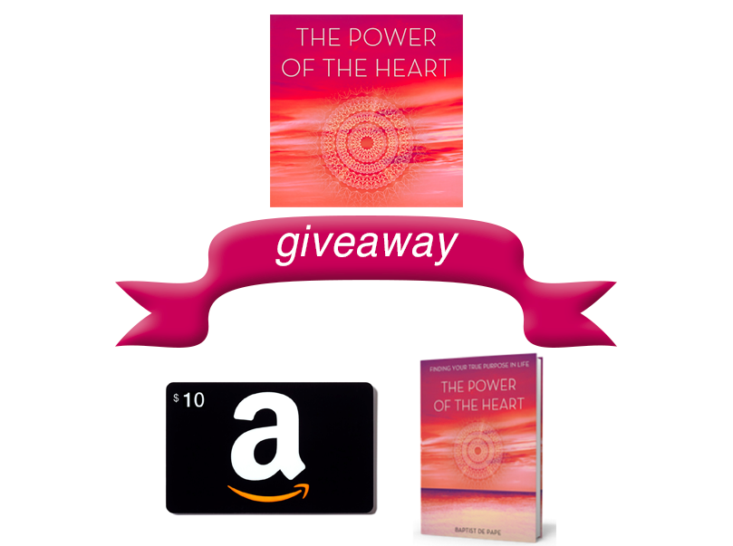 Enter the @SheSpeaksUp Giveaway For A Chance To Win A Copy of The #poweroftheheart