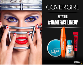 Enter the @COVERGIRL #GameFace Giveaway