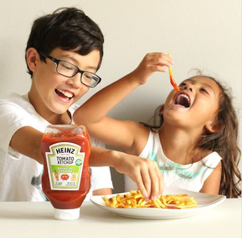 Check out New Heinz Ketchup …
