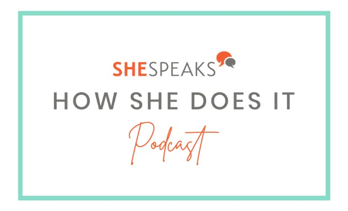 Podcast Launch: SheSpeaks Ho…