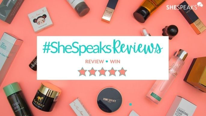 #SheSpeaksReviews: Skincare!…