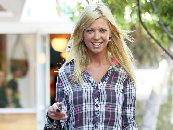 Tara Reid Brings New Meaning To A Short Engagement