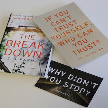 Enter to Win #TheBreakdown + More in Our Summer Reading Giveaway!