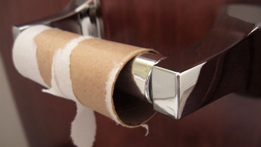Oh, The Things You Can Do With a Toilet Paper Tube