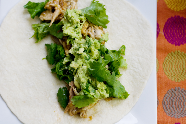 Fast and Light Turkey Tacos