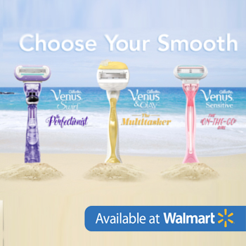 Find the Right Razor for You: Enter our #ChooseYourSmooth Giveaway