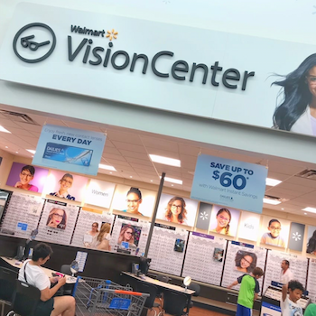 Get Back-to-School Ready at Walmart Vision Center + Enter Our $100 Walmart Gift Card Giveaway!