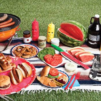 What Your Summer Barbecue Is…