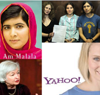 Women of 2013 - Five Who Sha…