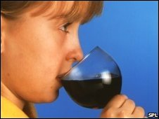Why Some Moms Believe A Sip of Wine Won't Hurt