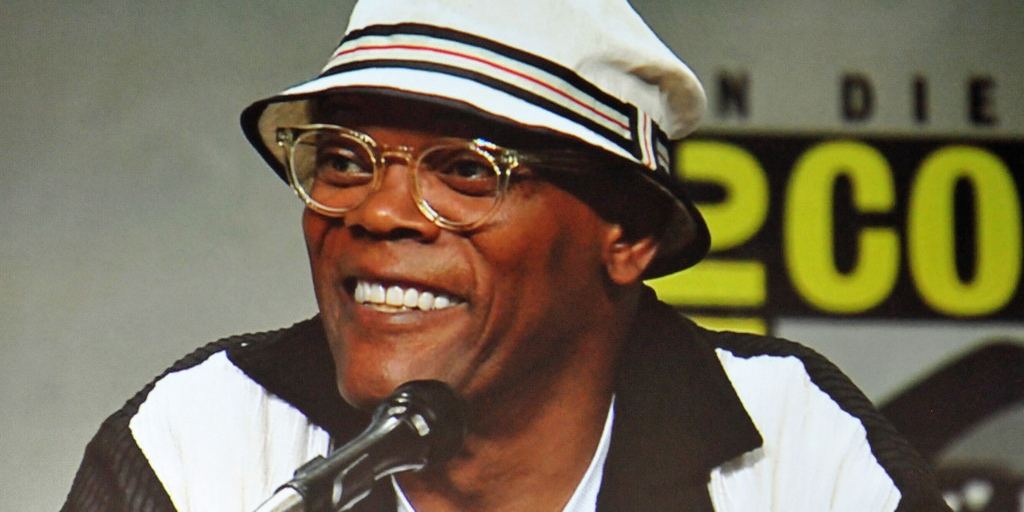 Samuel L. Jackson's Video Challenge For Celebrities