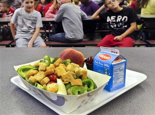 Why Some Schools Are Taking Healthier Lunches Off the Menu This Year