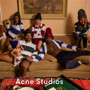 First Black Same-Sex Family Featured in Fashion Campaign