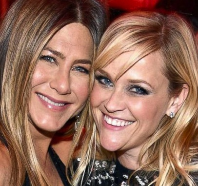 It's Official, Jennifer Aniston and Reese Witherspoon Are Coming To TV!