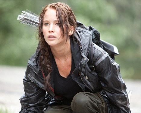 Jennifer Lawrence Weighs In On Body Image and Being Katniss