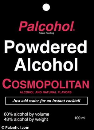 Safety Concerns Over New Powdered Alcohol
