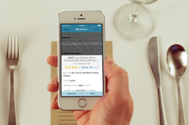Order Wine Like a Pro With a New App