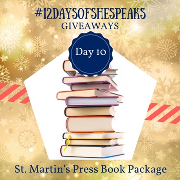 #12DaysofSheSpeaks Day 10: E…