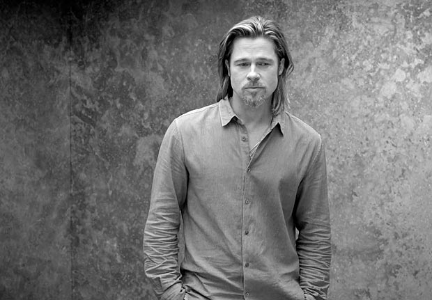 Brad Pitt's New Super Serious Ad: Why Is Everyone Laughing?