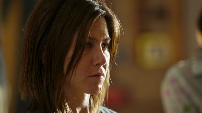Jennifer Aniston Takes It All Off For New Film (The Makeup That Is)