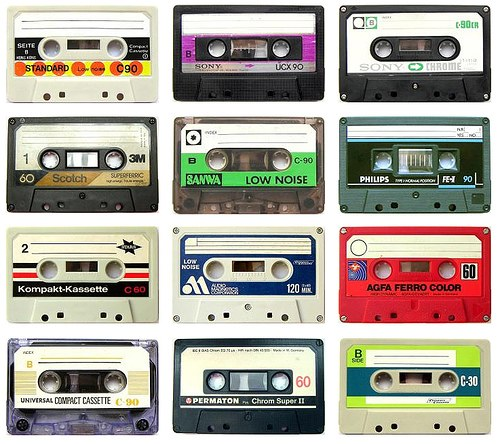 Ode to Mixed Tapes