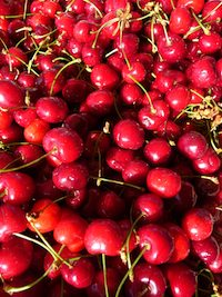 Celebrate! It's National Cherry Month!