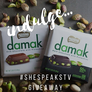 The Pulse | Damak Chocolate Review & Giveaway! #SheSpeaksTV