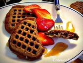 March 25th was Waffle Day {Recipe}