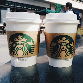 Starbucks is Trying Out a Re…