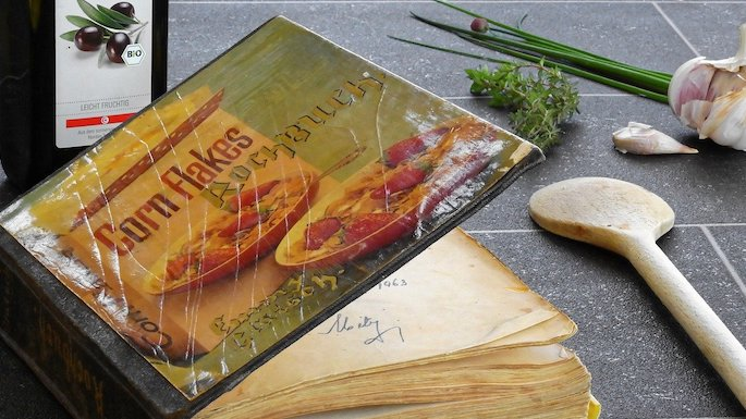 The Kitchen Staple Cookbooks…