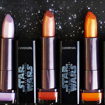 The Force is With Star Wars Fans As CoverGirl Unveils New Makeup Line
