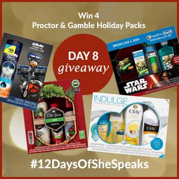 #12DaysOfSheSpeaks Day 8: Holiday Packs For Easy Gifting