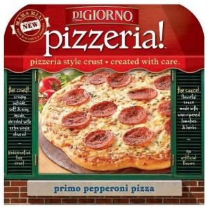 Win a Pizza Prize Pack from NEW pizzeria! from DIGIORNO®