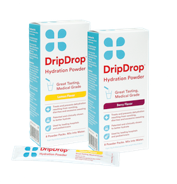 Stay Hydrated! Enter the #DrinkDripDrop Giveaway
