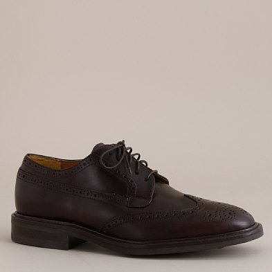 Fashion Statement for Men: Classic Wing Tips