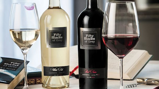 Fifty Shades of Grey Fans: Let Them Drink Wine!