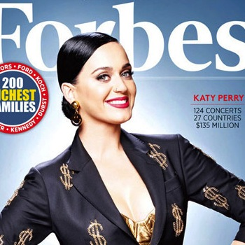 Katy Perry Wants You To Know It's Okay To Be the Boss