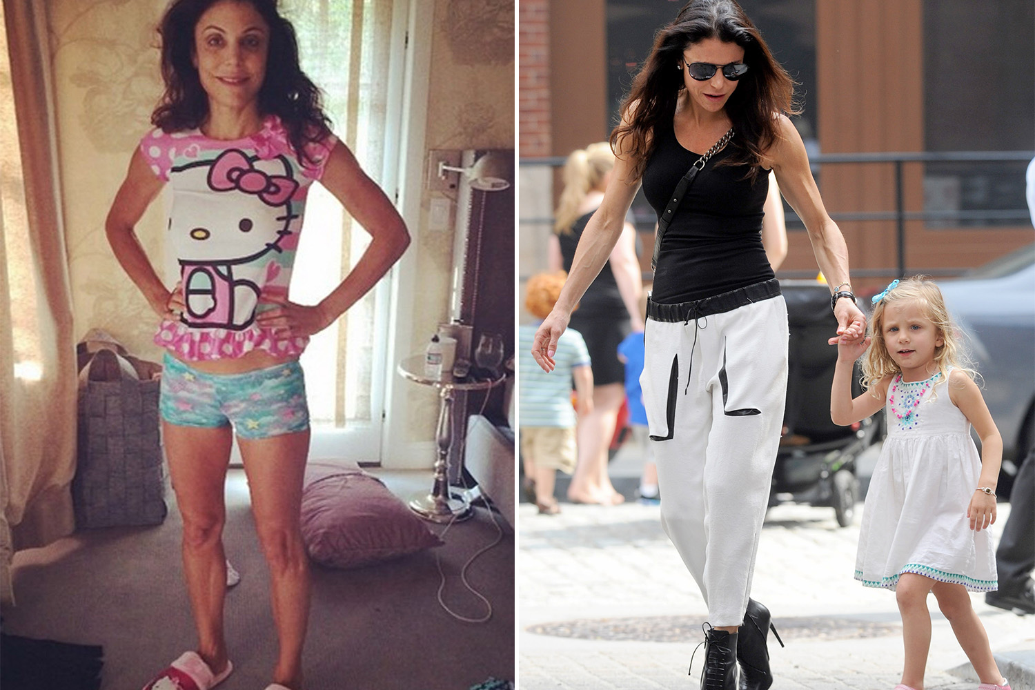 Bethenny Frankel Isn't the Only Grown-Up Wearing Kid's Fashions