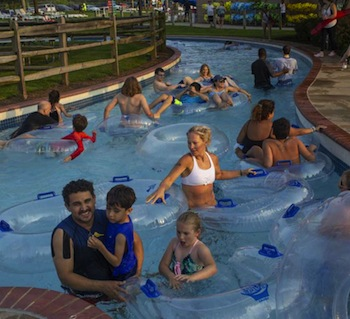Waterpark Offers a Worry-Free Day For Families of Kids With Autism