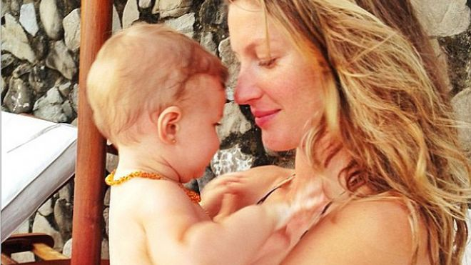 Gisele Bundchen's Decision That Has Many Moms At Odds