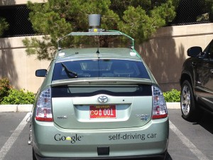 Driverless Cars Hit the Nevada Streets
