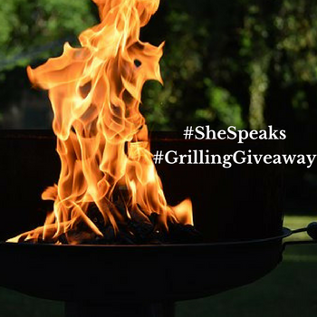 You Can Grill That? Kick Your BBQ To the Next Level with the #SheSpeaks 2017 #GrillingGiveaway!