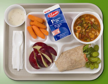 Are School Lunches About To Get Less Healthy?